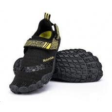 Naturehike boty do vody 300g vel. M - černá-žlutá