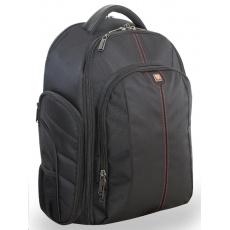 "VERBATIM Taška Batoh Notebook/Camera Backpack ""Melbourne"" 16"" Black"