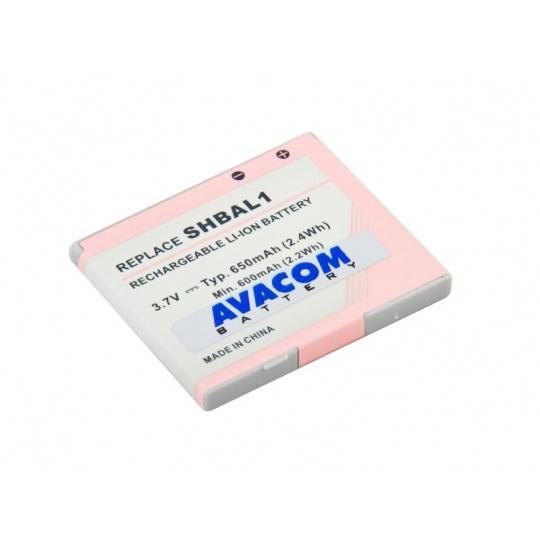 AVACOM baterie do mobilu Sharp 770SH Li-Ion 3,7V 650mAh (náhrada XN-1BT77)