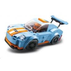 Sluban B-0633A závodní auto LEOPARD 148dílků