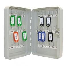 Schránka na klíče WEDO, uzamykatelná, 36 klíčů
