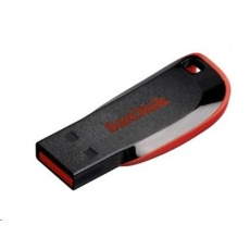 SanDisk Flash Disk 32GB Cruzer Blade, USB 2.0, černá