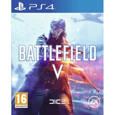 PS4 hra Battlefield 5
