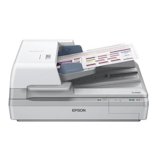 EPSON skener WorkForce DS-60000, A3, 600x600 dpi, USB 2.0, ADF