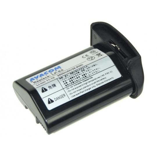 AVACOM Canon LP-E4 Li-Ion 11.1V 2600mAh 28.9Wh
