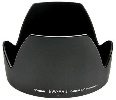 Canon EW-83J sluneční clona