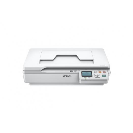 EPSON skener WorkForce DS-5500N, A4, 1200x1200dpi, USB 2.0, NET