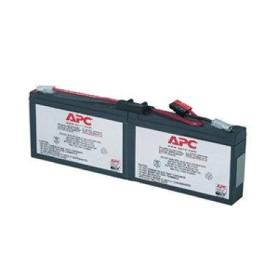 APC Replacement Battery Cartridge #18, PS250I ,PS450I, SC250RMI1U, SC450RMI1U