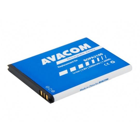 AVACOM baterie do mobilu HTC Desire 310 Li-Ion 3,8V 2000mAh, (náhrada BOPA2100)