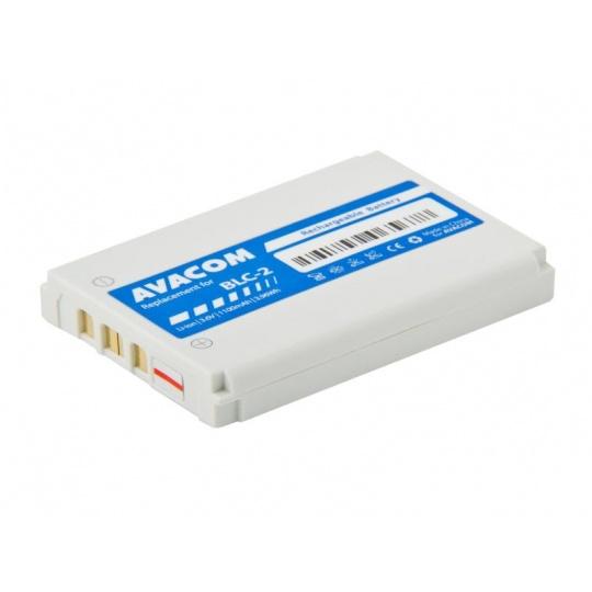 AVACOM baterie do mobilu Nokia 3410, 3310 ,3510 Li-Ion 3,6V 1100mAh (náhrada BLC-2)