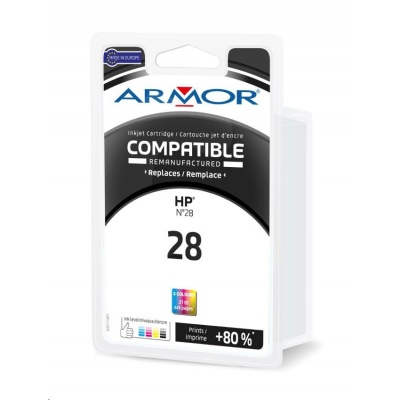 ARMOR cartridge pro HP DJ 3325/3420/3550/PSC1215/1315 Color (C8728AE)