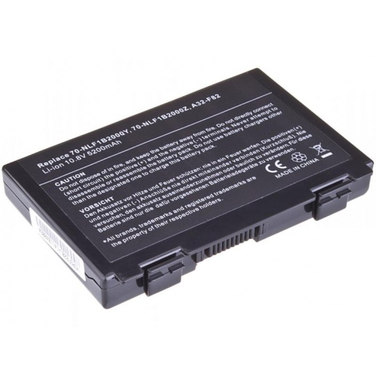 AVACOM baterie pro Asus K40/K50/K70 Li-Ion 10,8V 5200mAh 56Wh