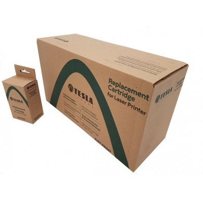 TESLA alternativní tonerová kazeta HP LJ CP2025, CRG718  CC532A/CE412A/yellow/2800