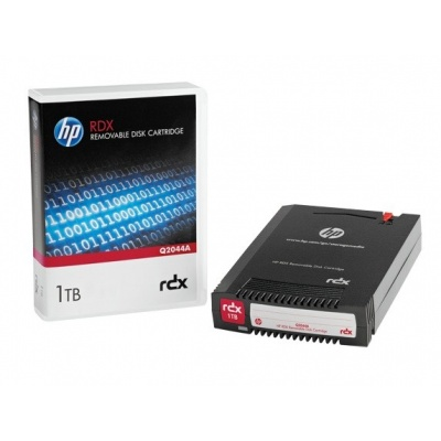 HP 1TB RDX Removable Disk Cart, Q2044A