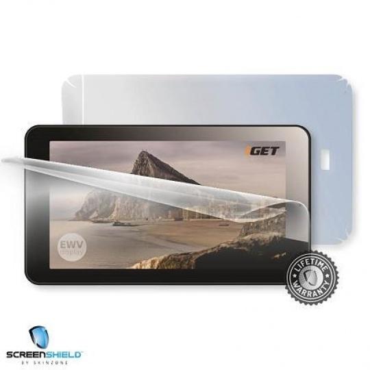 ScreenShield fólie na celé tělo pro iGET Smart S70