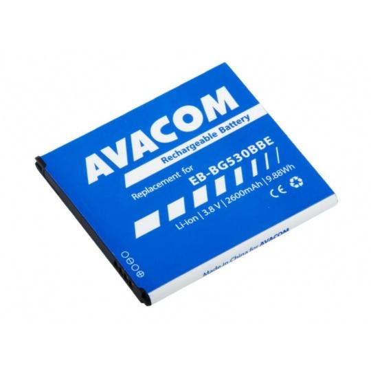 AVACOM baterie do mobilu Samsung G530 Grand Prime Li-Ion 3,8V 2600mAh (náhrada EB-BG530BBE)