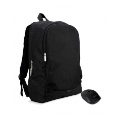 "ACER NTB STARTER KIT 15.6"" ABG950 BACKPACK BLACK AND WIRELESS MOUSE BLACK"