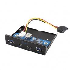 iTec USB-C / USB 3.0 Internal Front panel