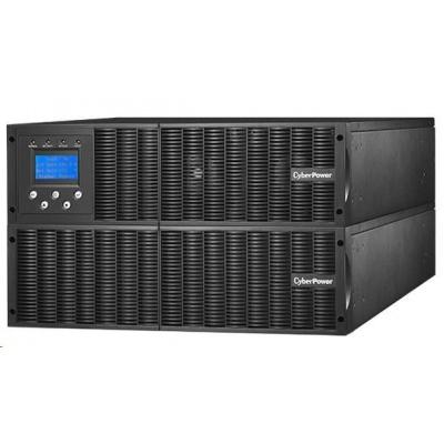 CyberPower Professional Smart App OnLine UPS 10000VA/9000W, 6U, XL, Rack/Tower, SET1 (UPS+BAT)