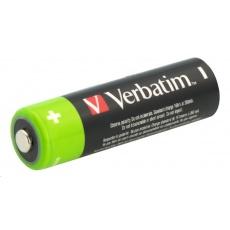 VERBATIM Nabíjecí baterie AA Premium 4-Pack  2600 mAh