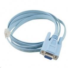 Cisco Console Cable 6ft - RJ45 - DB9F