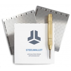 ShiftCrypto SteelWallet