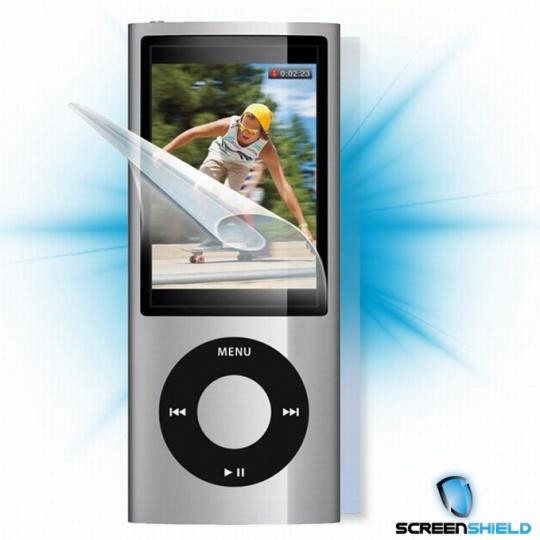 ScreenShield fólie na celé tělo pro iPod Nano 5. generace