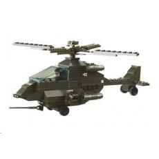 Sluban B-6200 Útočná helikoptéra G9 158 dílků