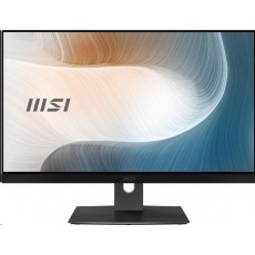 "MSI AIO Modern AM241P 11M-001EU 23.8"" IPS / 1920x1080 / i7-1165G7 / 16GB / 512GB SSD / Iris Xe Graphics / Win 10 P"