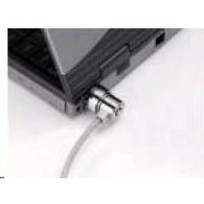 PREMIUMCORD Bezpečnostní zámek na NTB 1,8m Kensington Lock (na klíč, ocelové lanko)