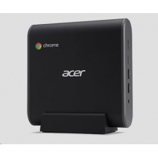 ACER PC Chromebox (CXI3) - Celeron 3867U@1.8GHz, 4GB, 32SSD, Intel HD, čt.pk, VESA, HDMI, USB3.1, Google Chrome OS