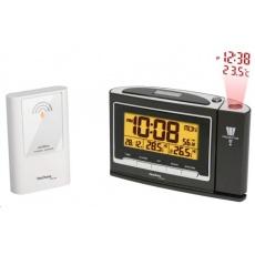 TechnoLine WT 529 - digitální budík s projekcí a bezdrátovým čidlem