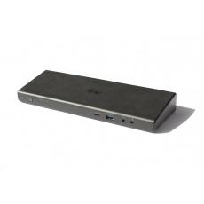 iTec USB 3.0 / USB-C Dual display univerzální dokovací stanice