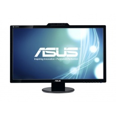 "ASUS LCD 27"" VK278Q 1920x1080, LED, D-SUB, DLCD VI, HDMI, DP, 2ms, 300cd, repro, black, kamera"