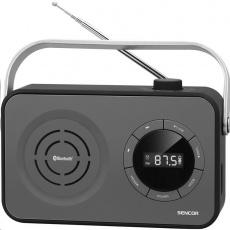 Sencor SRD 3200B Radiopřijímač černý