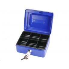 Extol Craft schránka na peníze přenosná, 152x118x80mm 99010