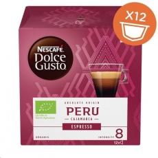 NESCAFÉ Dolce Gusto® Peru Cajamarca Espresso kávové kapsle 12 ks