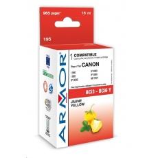 ARMOR cartridge pro CANON S800/900/i860/i960 Yellow (BCI-6/3Y)