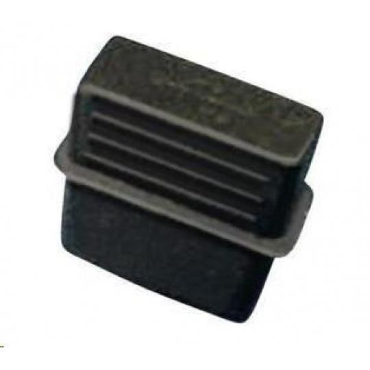 CONRAD Krytka Richco CP-USB-A, 14,1 x 6,7 x 13,2 mm, černá