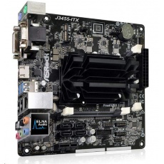 ASRock MB Int.procesor J3455-ITX, 2xDDR3/DDR3L SODIMM, VGA, mini-ITX