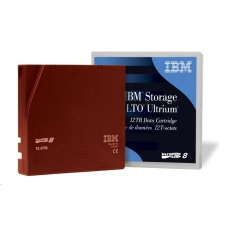 IBM LTO8 Ultrium 12TB/30TB RW