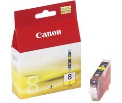Canon BJ CARTRIDGE yellow CLI-8Y (CLI8Y)
