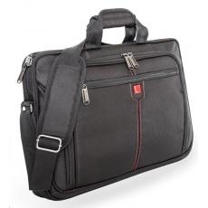 """VERBATIM Taška Slim Notebook Case """"London"""" 17"""" Black"""
