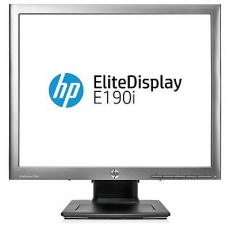 "HP LCD E190i 18.9"" LED backlit IPS (1280x1024, 5:4, 250 nits,1000:1, 178°/178°,14ms, VGA, DVI-D, DisplayPort, 2xUSB)"