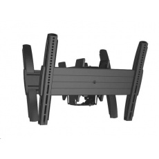 "NEC držák PD01CMB - Back-to-Back ceiling mount for LFDs from 32"" to 55"",landscape and portrait."