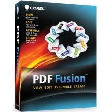 Corel PDF Fusion 1 Lic ML (501-1000) ESD