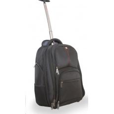 "VERBATIM Taška Batoh Notebook Backpack Roller ""Paris"" 17"" Blac"