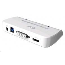 iTec USB3.0 DVI/VGA/HDMI Dual Display Adapter FullHD+ 1152p