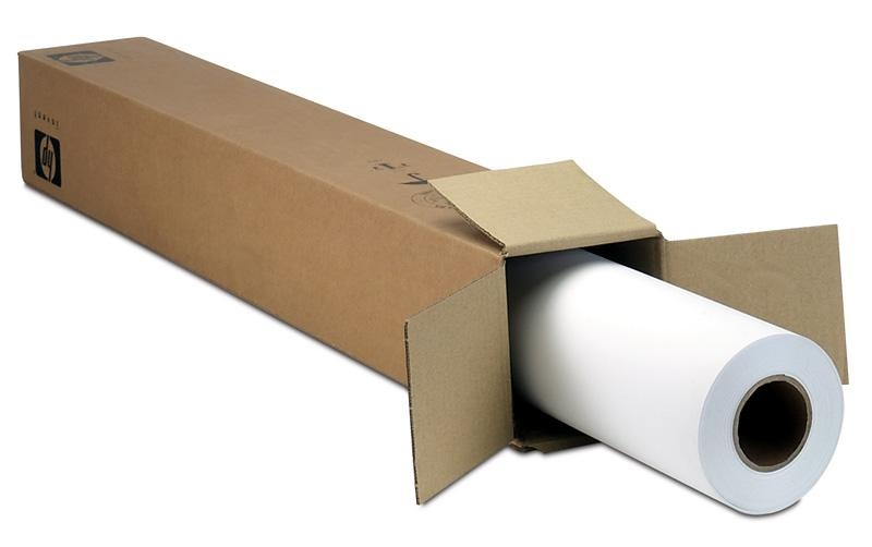 HP Matte Film-610 mm x 38.1 m (24 in x 125 ft),  5 mil,  160 g/m2, 51642A