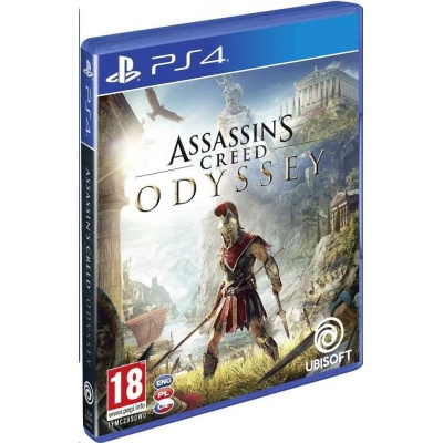 PS4 hra Assassins Creed Odyssey